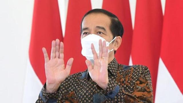 Soal Pandemi, Jokowi: Komentar Mudah, Praktik Susah