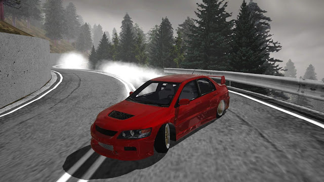 Download Touge Drift & Racing Mod Apk