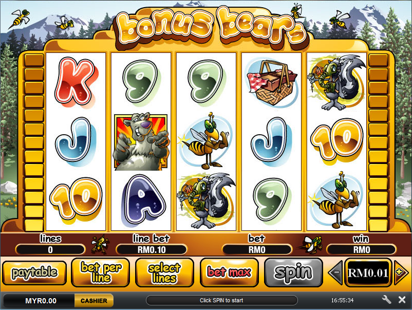 online casino template free