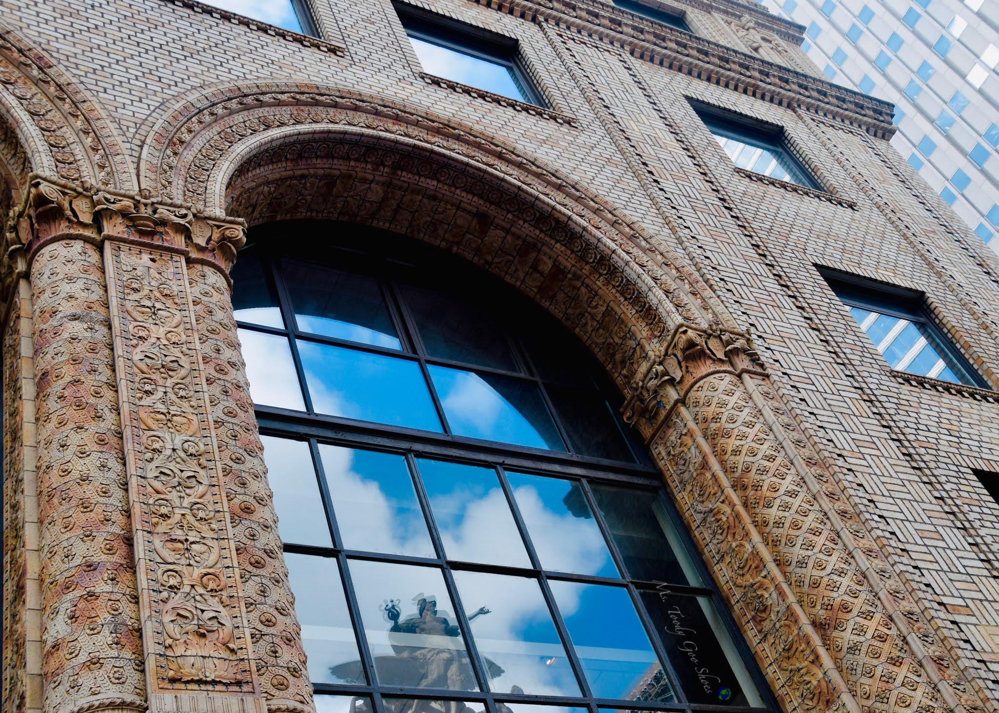 Bowery Savings Bank Building, NYC | Ms. Toody Goo Shoes