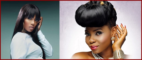 Tiwa Savage in war of words with Yemi Alade