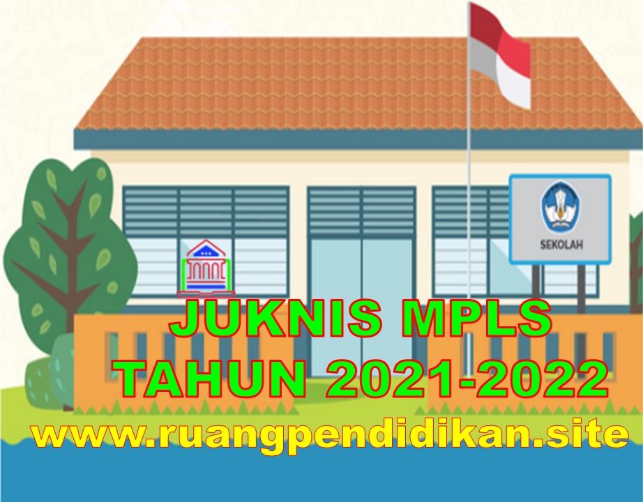 Juknis MPLS Tahun 2021-2022