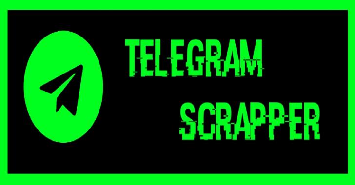 TeleGram-Scraper : Telegram Group Scraper Tool