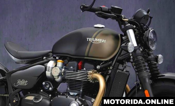Triumph Bonneville Bobber 2021specifications, color, Engine, capacity