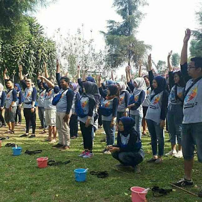 games outbound team building