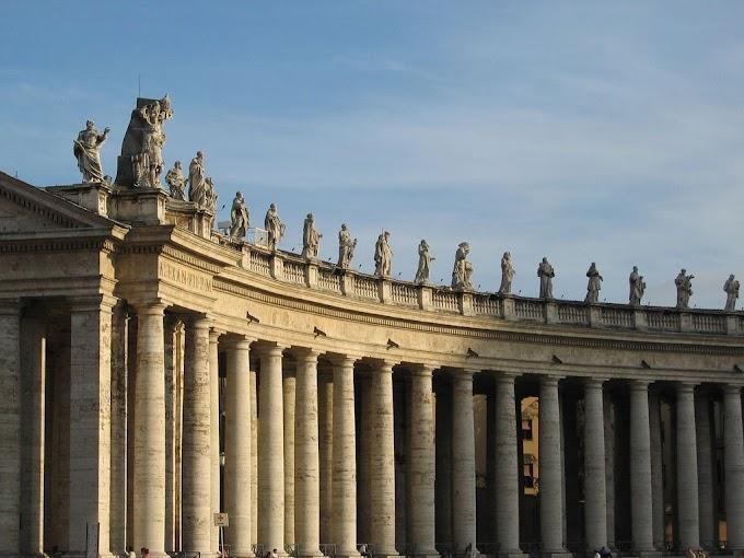 Nem fraude nem lavagem de dinheiro: o varredor de corruptos chega ao Vaticano