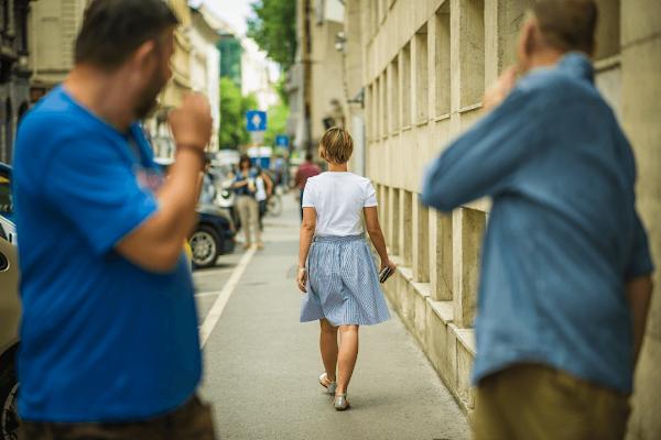 التحرش في الشارع وكيفية التعامل معه