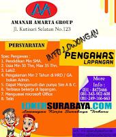 Loker Surabaya Terbaru di Amanah Amarta Group Oktober 2019