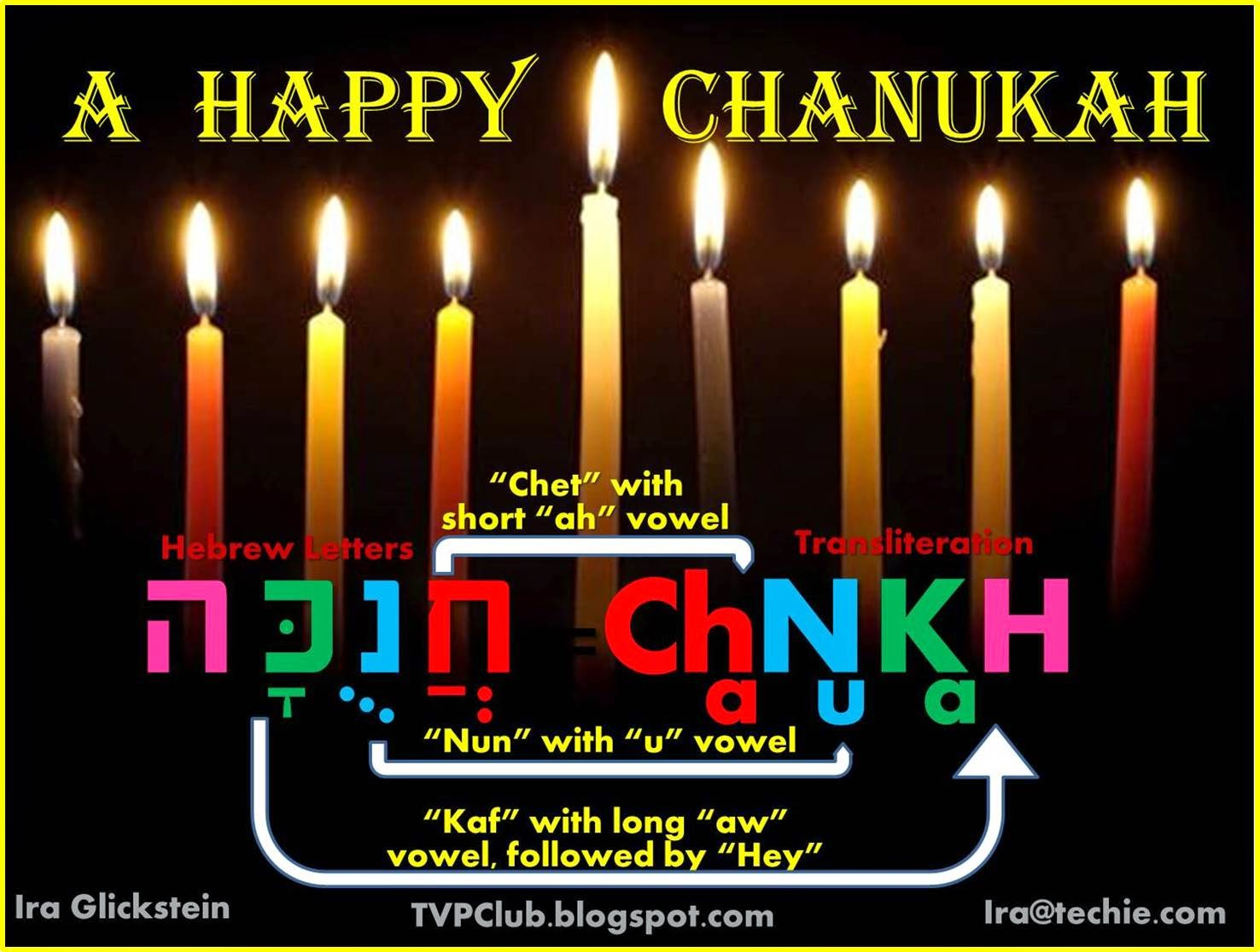chanukah around the world