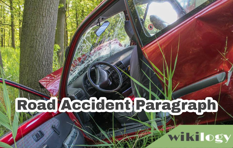 Road Accident Paragraph