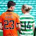 To ζευγάρι που σκόραρε την ίδια μέρα σε αγώνα της Celtic