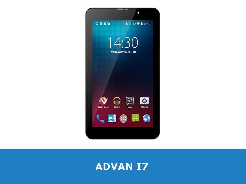 Kelebihan Dan Kekurangan Tablet Advan I7