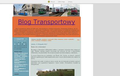 Blog Transportowy