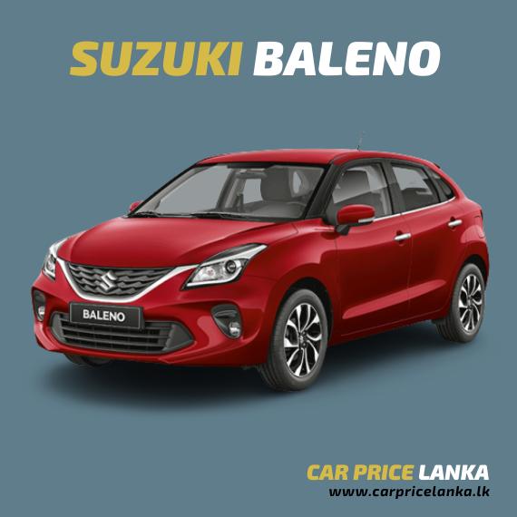 Suzuki Baleno - Car Price Lanka