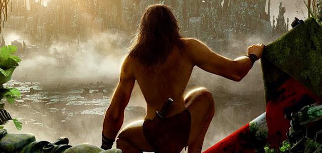 Trailer extins pentru Tarzan 3D