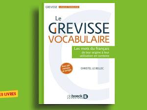 Télécharger : Le Grevisse vocabulaire en pdf