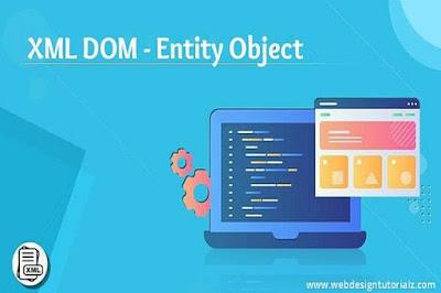 XML DOM - Entity Object