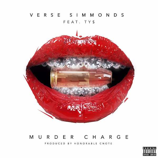 Verse Simmonds - Murder Charge (feat. Ty Dolla $ign) - Single Cover