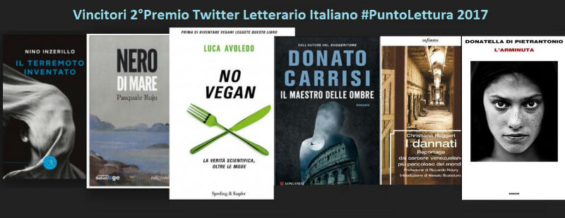 Avoledo miglior scrittore esordiente per il libro No Vegan