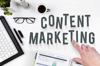 Belajar pemasaran konten