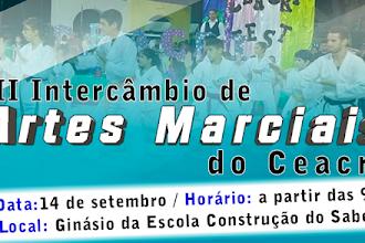 A OSC Ceacri promoverá II Intercâmbio de Artes Marciais em Itapiúna