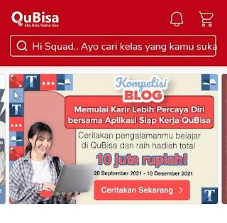 upskilling dan reskilling dengan QuBisa