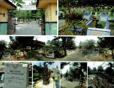 Lokasi Wisata Sejarah Kota Pekanbaru KOMPLEK PEKUBURAN ISLAM SENAPELAN