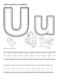 Cuaderno de Trazos - Repasamos las Letras