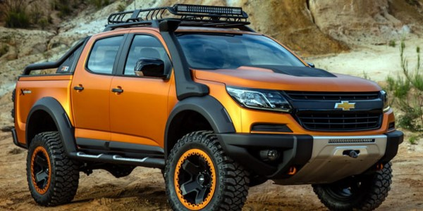 2016 Chevrolet Colorado Xtreme Final thought.