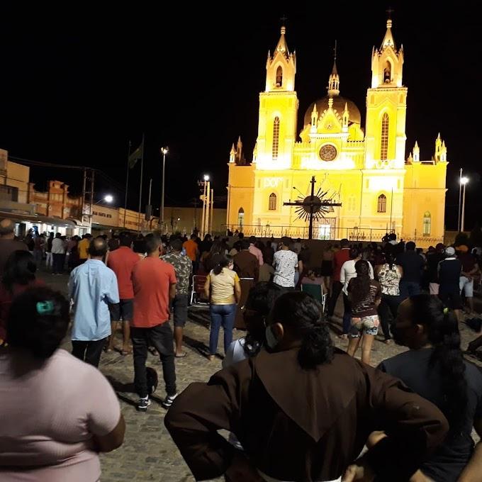 Começa a tradicional Festa de São Francisco em Canindé
