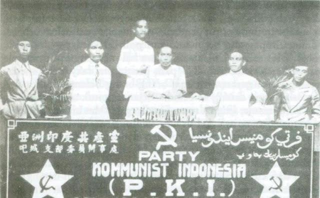 partai komunis indonesia, pki, pki 1920-1926, sejarah pki, sejarah partai komunis indonesia