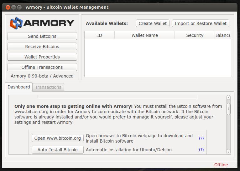bitcoin client ubuntu)