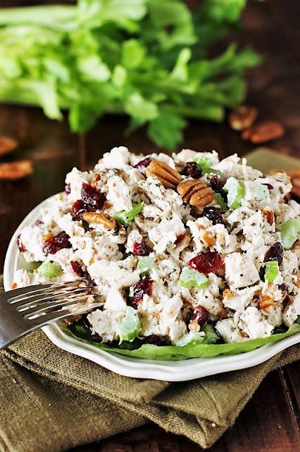 Classic Chicken Salad Image