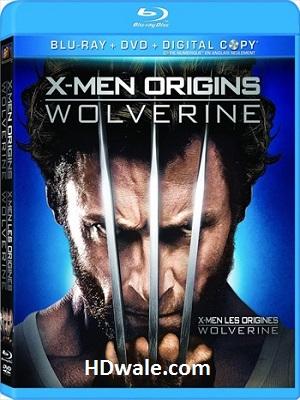 X Men Origins Wolverine Full Movie Download (2009) BluRay
