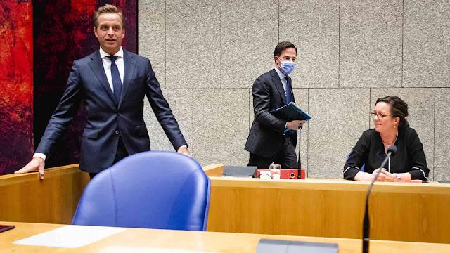 أعضاء البرلمان الهولندي يُطالبون الحكومة بإعادة فتح المدارس