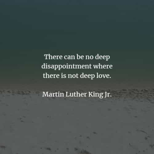 Famous quotes and sayings by Martin Luther King Jr.