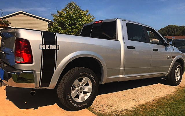 hemi-box-stripes-on-silver-dodge-ram-truck
