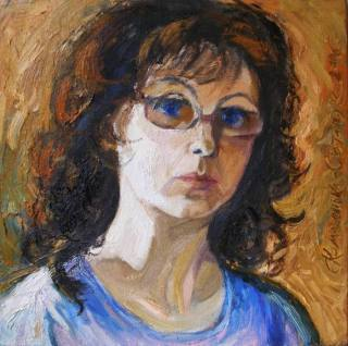 Оптимизм и легкое настроение. Olena Kamenetska-Ostapchuk