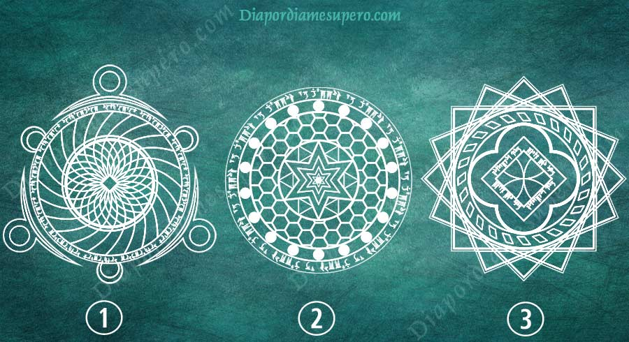 Elige un símbolo y descubre qué revela sobre ti