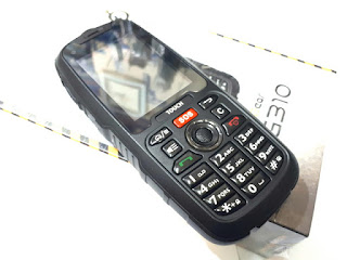RugGear RG310 Voyager Android Dual SIM NFC GPS IP68 Certified