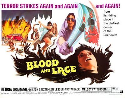 Blood and Lace (1971) Gloria Grahame Hag horror