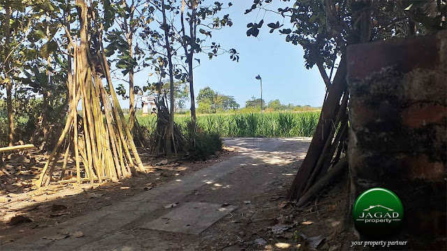 Tanah Pekarangan dekat RS UII Bantul