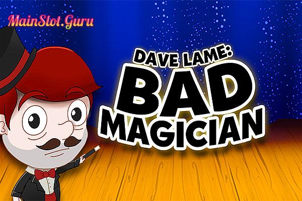 Main Gratis Slot Demo Dave Lame Bad Magician Nextgen Gaming
