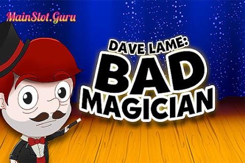 Main Gratis Slot Dave Lame Bad Magician (Nextgen Gaming)   96.00% RTP