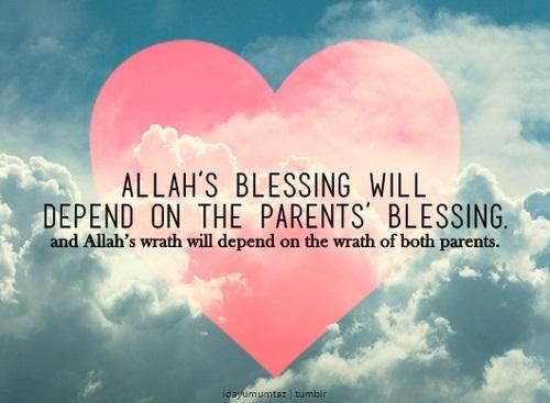 parents quotes in islam - photo #13