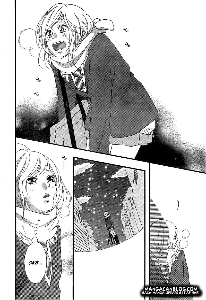 Ao Haru Ride Chapter 35-41