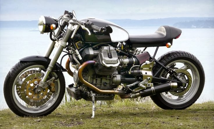 Moto Guzzi Spada Cafe Racer
