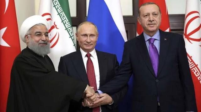 Misi Erdogan Bangkitkan Tentara Islam dan Hancurkan Israel