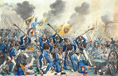 bitwa warszawska 1831 r.