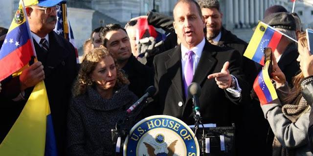 Congresistas de USA crean el Caucus para la Democracia de Venezuela